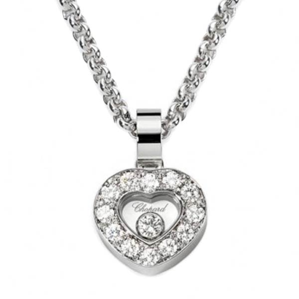 Ювелирные украшения Chopard Подвеска Happy Diamonds фото