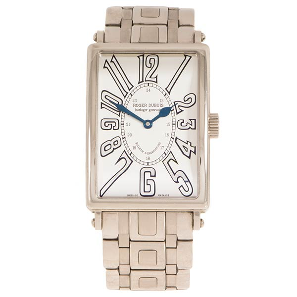 Часы Roger Dubuis Much More White Gold Limited Edition фото