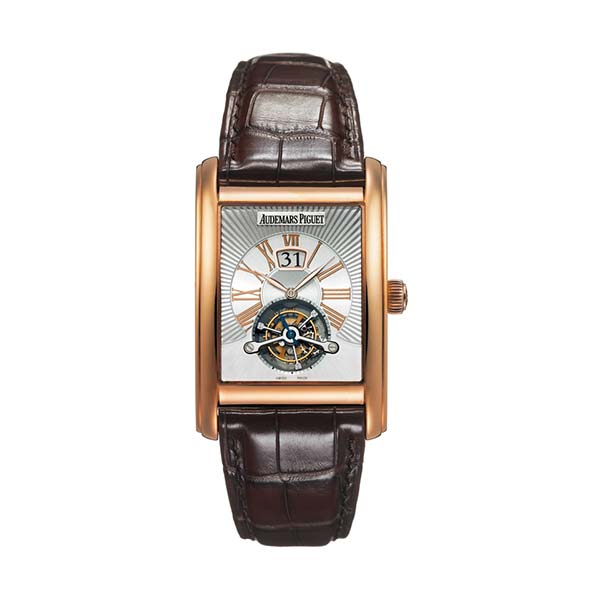 Часы Audemars Piguet Edward Piguet Tourbillon Large Date фото