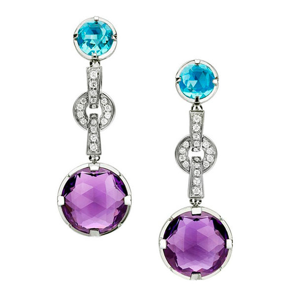 Ювелирные украшения Bvlgari Parentesi Cocktail Drop Earrings фото