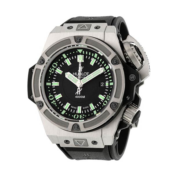 Часы Hublot Big Bang King Power Oceanographic 4000 48 mm фото