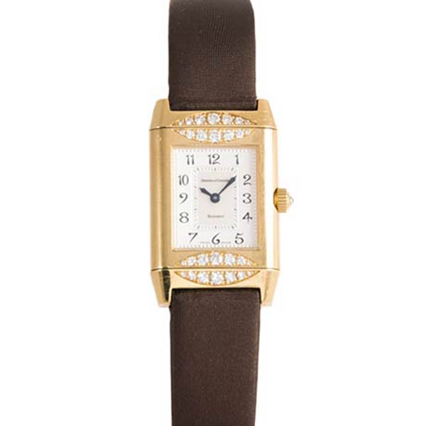 Часы Jaeger-LeCoultre Reverso Duetto Lady 266.1.44 фото