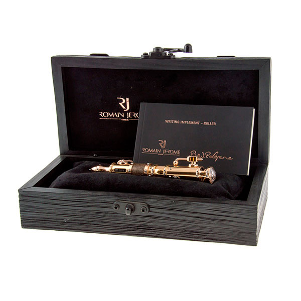 Аксессуары Romain Jerome Titanic-DNA Limited Edition 888 Roller Ball Pen фото