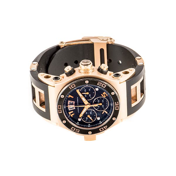 Часы Jorg Hysek Abyss Explorer Rose Gold 44 mm фото