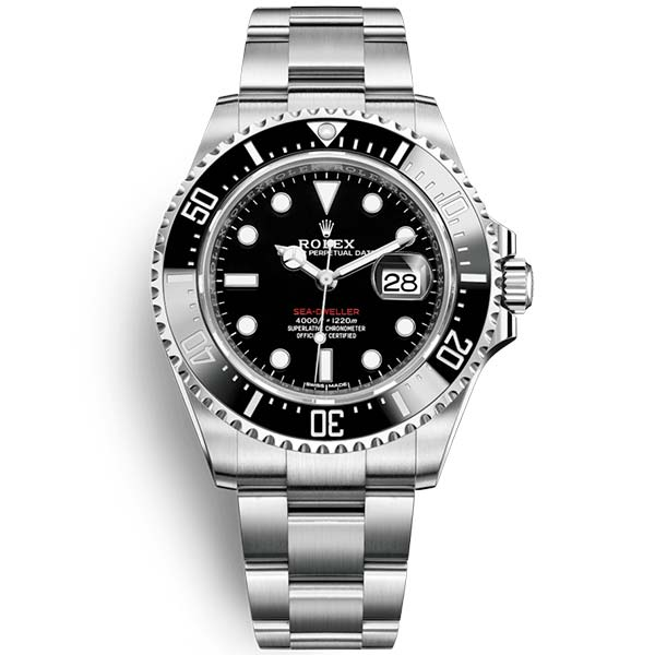 Часы Rolex Sea-Dweller 43 mm фото