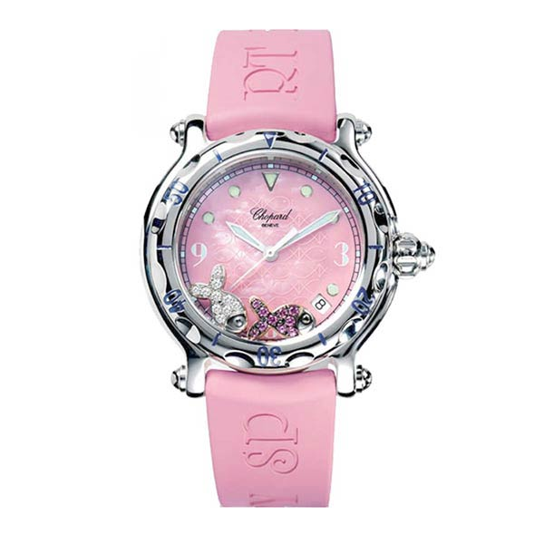 Швейцарские часы Chopard Happy Sport Happy Beach фото
