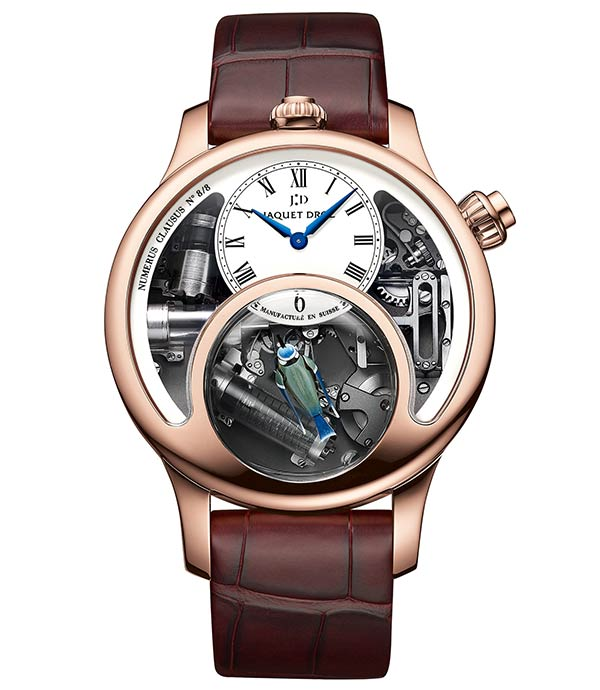 Фото часов Jaquet Droz Charming Bird Ref. J031533202
