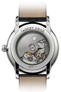 Фото Jaquet Droz Caliber 2663