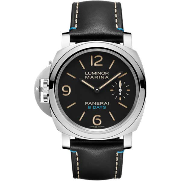 Фото Panerai Luminor Left-Handed 8 Days Acciaio PAM00796