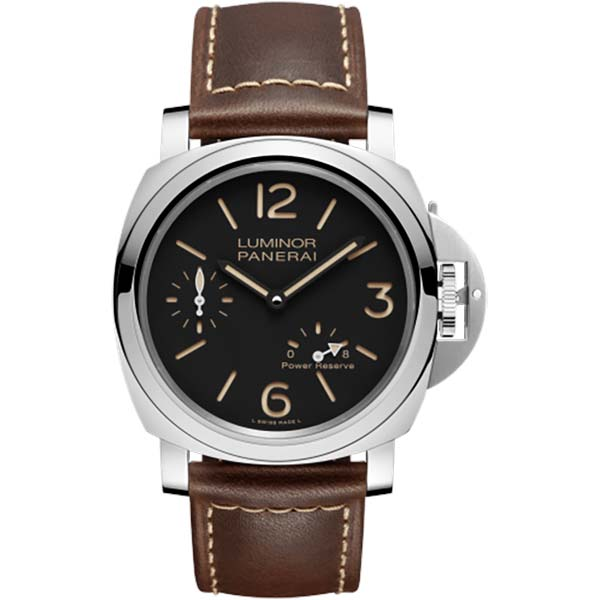 Фото Panerai Luminor 8 Days Power Reserve Acciaio PAM00795