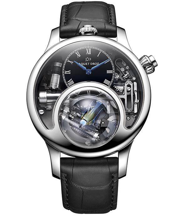 Фото Jaquet Droz Charming Bird Ref. J031534240