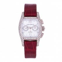 Часы Girard-Perregaux Richeville White Gold & Diamonds фото
