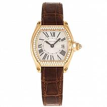 Часы Cartier Roadster Ladies фото