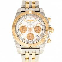 Швейцарские часы Breitling Chronomat 41 Mother of Pearl Dial  фото
