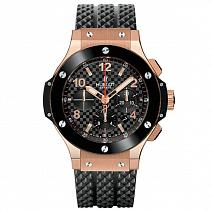 Швейцарские часы Hublot Big Bang Gold Ceramic 44 mm фото