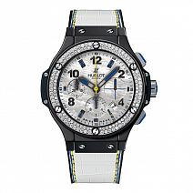 Швейцарские часы Hublot Big Bang AmFAR Limited Edition фото