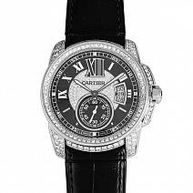 Швейцарские часы Cartier Calibre de Cartier Castom фото