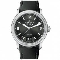 Швейцарские часы Blancpain Leman Ultra Slim Automatic Big Date фото