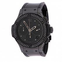 Швейцарские часы Hublot Big Bang 41 mm All Black Shiny фото