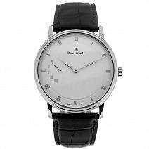 Швейцарские часы Blancpain Villeret Ultra-Slim White Gold фото