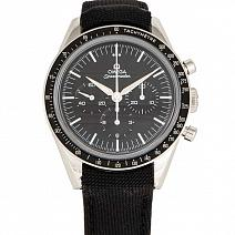Швейцарские часы Omega Speedmaster Moonwatch Chronograph 39.7 mm фото