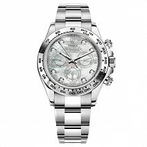 Часы Rolex Daytona White Gold 116509-0064 фото