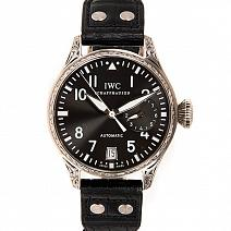 Часы IWC Big Pilot White Gold Exclusive фото