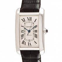 Часы Cartier Tank Americaine XL фото