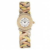 Швейцарские часы Van Cleef & Arpels Classic Ladies Quartz 24,5 mm фото