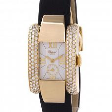 Часы Chopard La Strada 18k Yellow Gold Diamond фото