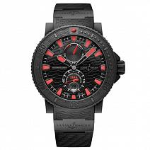 Часы Ulysse Nardin Maxi Marine Diver Black Sea 45,8 mm фото