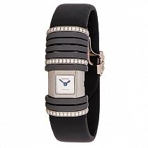 Швейцарские часы Cartier Black Declaration Ladies Quartz фото