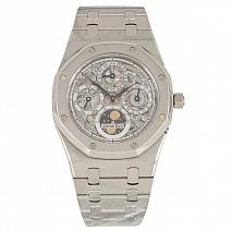 Швейцарские часы Audemars Piguet Royal Oak Perpetual Calendar Skeleton фото